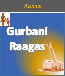 Raag Aasaa [Female-Child]
